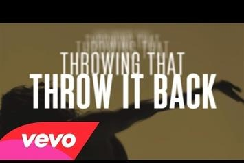 "The-Dream ""Throw It Back"" (Lyric Video)"