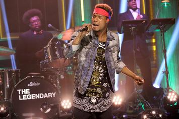 "Fetty Wap Performs ""Trap Queen"" On Jimmy Fallon"