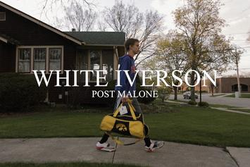 "Post Malone ""White Iverson"" (Concept Video)"