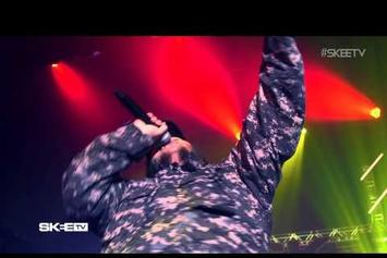 "Alex Wiley Performs ""Vibration"" On Skee TV"