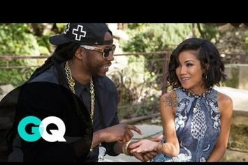 """2 Chainz & Jhene Aiko Visit A Psychic In """"Most Expensivest Shit"""""""