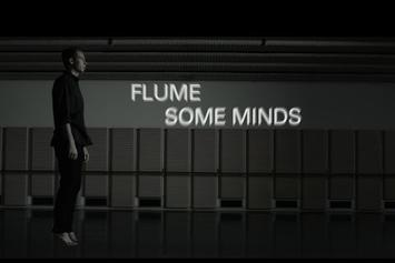 """Flume Feat. Andrew Wyatt """"Some Minds"""" Video"""