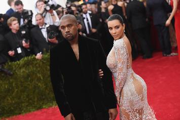 Kanye West And Kim Kardashian Are Expecting Their Second Child