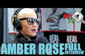 Amber Rose Speaks On Bash, Relationship With MGK