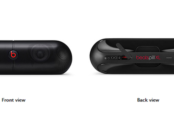 Apple Recalls Beats Pill XL Speakers For Fire Hazard