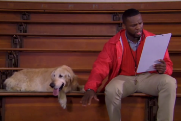 """50 Cent Stars In """"Coach Bud"""" Sketch On """"Jimmy Kimmel Live"""""""