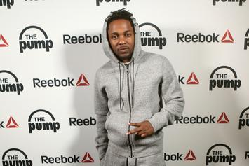"""Kendrick Lamar Visited The High School That Used """"To Pimp A Butterfly"""" In English Lessons"""