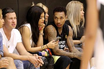 Rumors Say Kylie Jenner Is Working On Album With Tyga