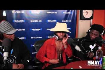 Raury Freestyles On Sway In The Morning