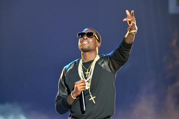 Meek Mill Pens Open Letter To His Son In TIME For Father's Day