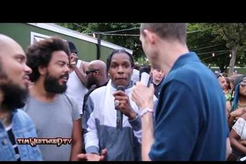 Tim Westwood Interviews ASAP Rocky