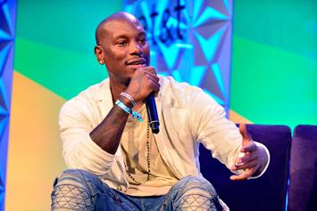 "Stream Tyrese's New Album ""Black Rose"""