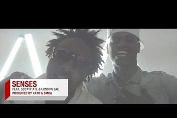 "Kato Feat. Scotty ATL, London Jae ""Senses"" Video"