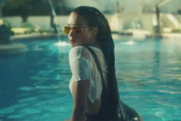 "Ciara ""Dance Like We're Making Love"" Video"