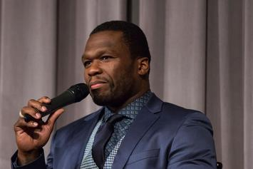 50 Cent Owes $28 Million, Biggest Creditor Is Sleek Audio