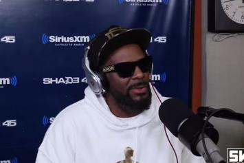 "R. Kelly's ""5 Fingers Of Death"" Freestyle & Interview On Sway In The Morning"