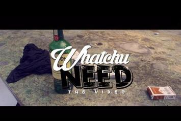 """Chris Webby Feat. Sap, Stacey Michelle """"Whatchu Need"""" Video"""