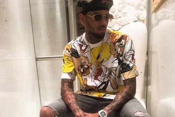 Chris Brown Reportedly Plans To Fight Baby Mama For Custody Of Their Daughter