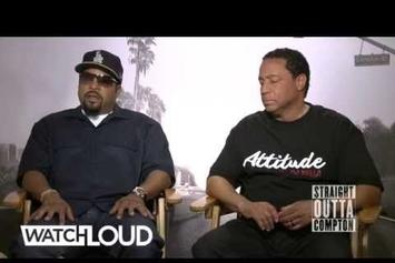 Ice Cube Shares His Thoughts On Ghostwriting