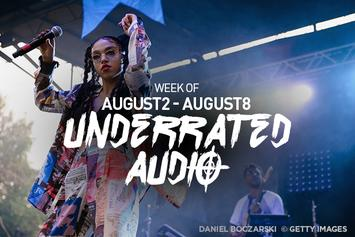 Underrated Audio: August 2 - August 8