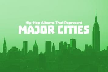 Hip-Hop Albums That Represent Major Cities