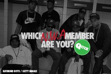 Quiz: Which N.W.A. Member Are You?