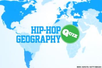 Quiz: Hip-Hop Geography