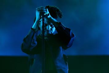 "Stream The Weeknd's New Album ""Beauty Behind The Madness"""