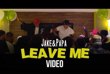 "Jake&Papa Feat. Dubb & Karina ""Leave Me"" Video"