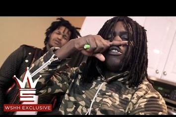 "Fredo Santana Feat. Chief Keef ""Dope Game"" Video"
