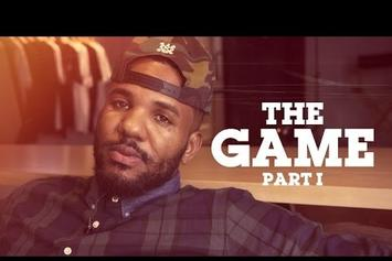 """The Game Talks Working With Drake (His Neighbor!) On """"100"""""""
