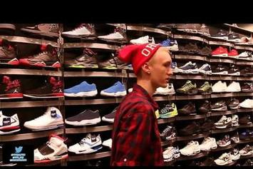 Watch Slim Jesus Hoverboard With Lil Herb