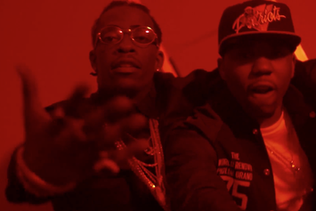 """YFN Lucci Feat. Rich Homie Quan """"Exactly How It Was"""" Video"""