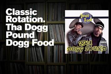"Classic Rotation: Tha Dogg Pound's ""Dogg Food"""