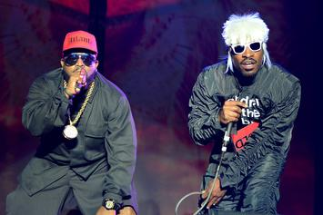 Outkast Turned Down An Opportunity To Perform At The 2004 Super Bowl