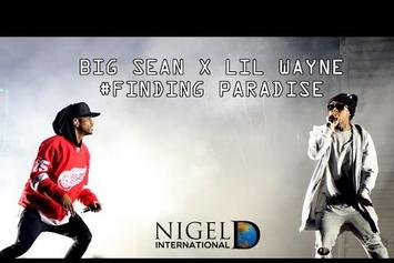 Watch Big Sean Bring Out Lil Wayne In Detroit