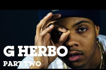 G Herbo Talks Growing Up With Lil Bibby
