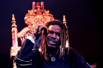 "Stream Fetty Wap's New EP ""For My Fans"""