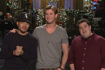 "Chance The Rapper Stars In ""Saturday Night Live"" Promo"