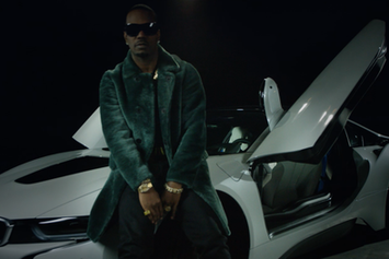"Juicy J ""U Can't"" Video"