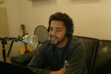 "J. Cole's HBO Documentary ""Road To Homecoming"" (Episode 1)"