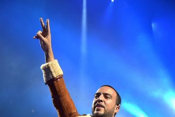 "French Montana Reveals He Has A Collaboration With Nas & Kanye West, Updates Fans On ""Mac & Cheese"""
