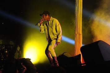 Travi$ Scott Teases Collaboration With English Clothing Brand