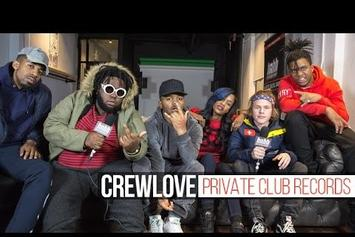 Crew Love: Private Club Records