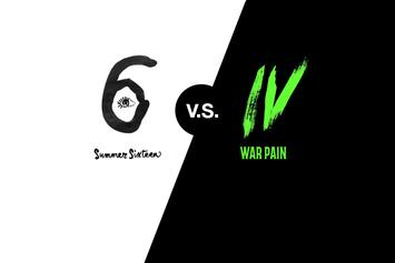 "Vote: Drake's ""Summer Sixteen"" Vs. Meek Mill's ""War Pain"""