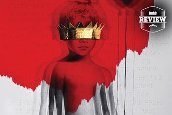 "Review: Rihanna's ""ANTI"""