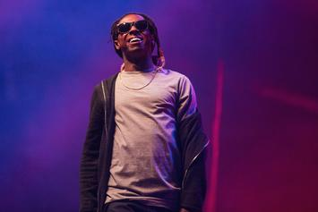 Lil Wayne Reportedly Hit With $900,000 Tax Lien