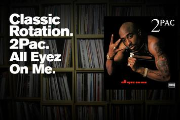 """Classic Rotation: 2Pac's """"All Eyez on Me"""""""