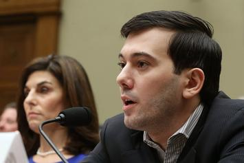"Martin Shkreli Raises His ""The Life Of Pablo"" Offer To $15 Million"