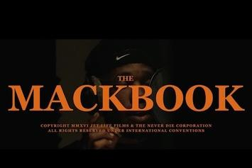 "Curren$y & The Alchemist ""The Mack Book"" Video"